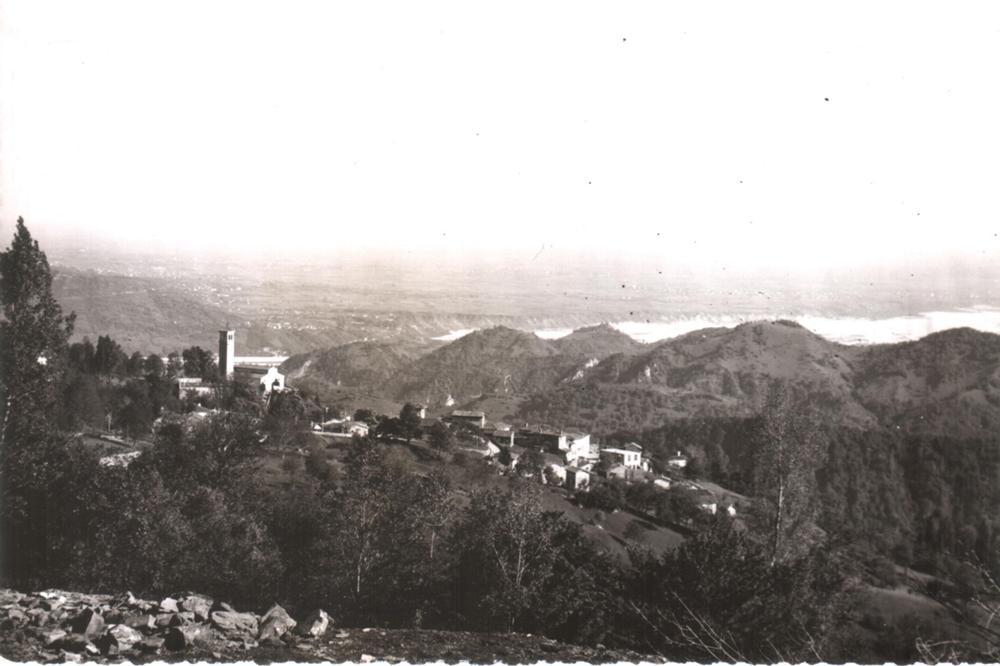 Veduta del Tagliamento, anni '50