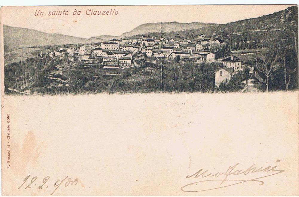 Panorama della Villa, 1900