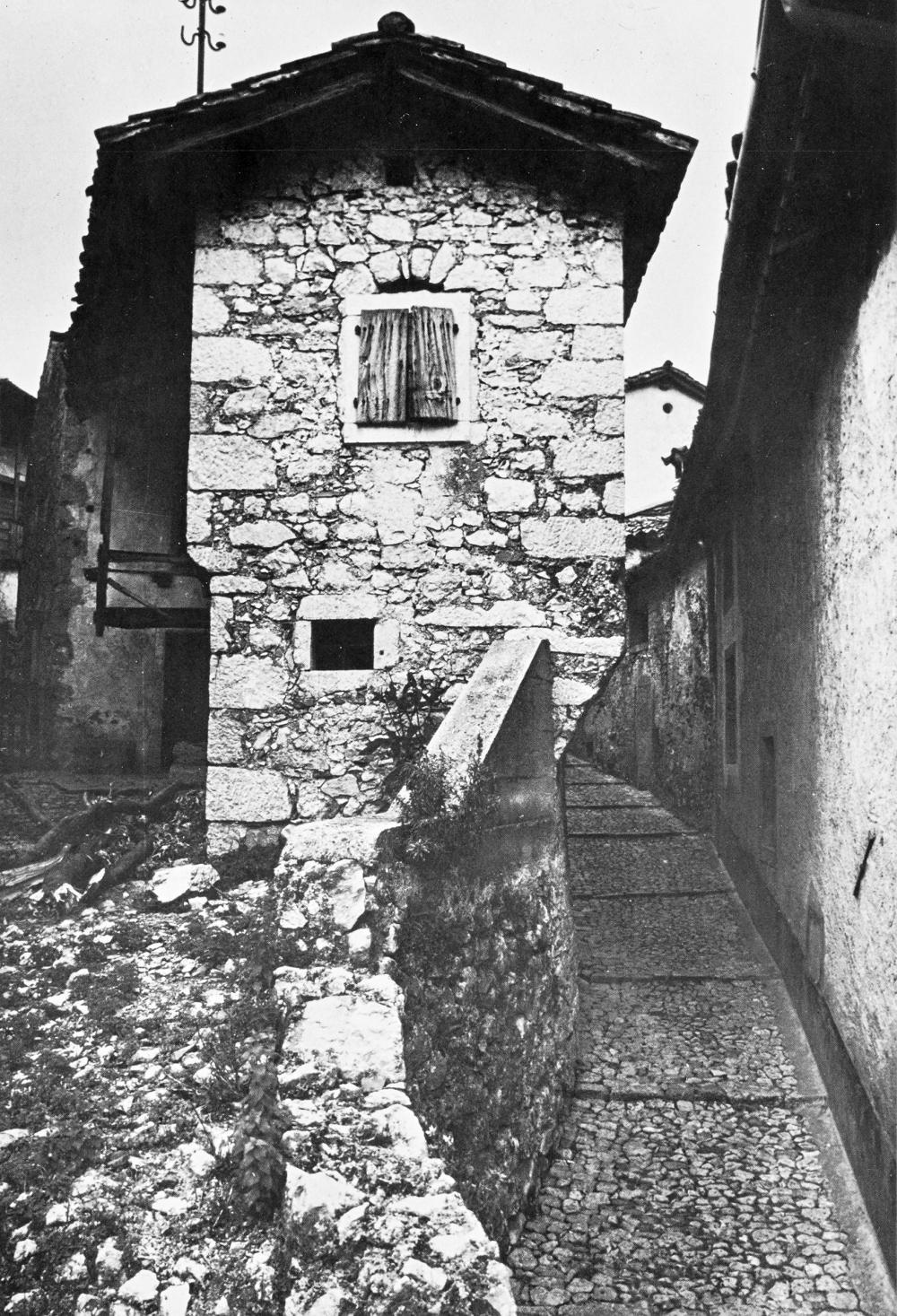 Borgata di Triviat anni '60