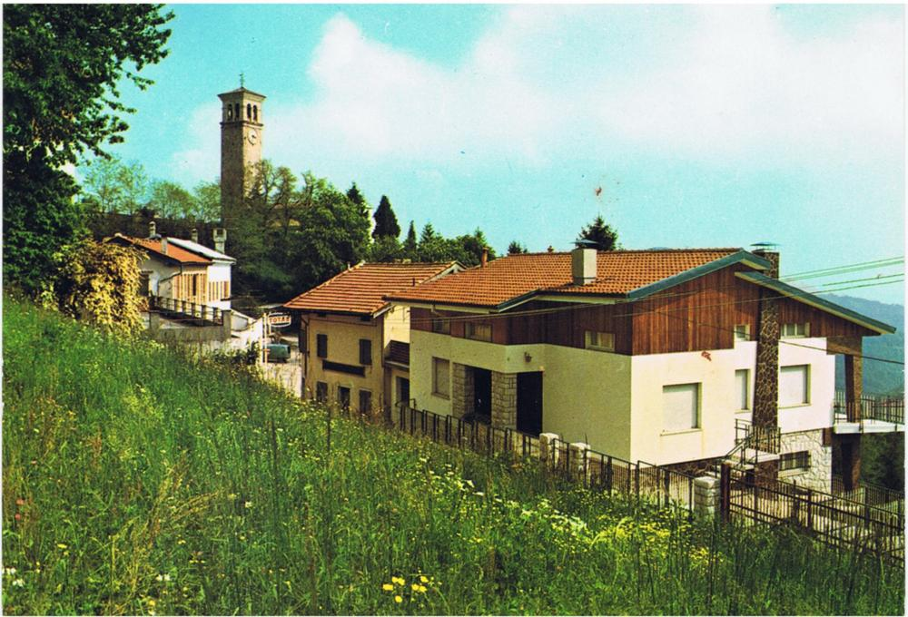 """Villa """"del Moro"""", anni '60"""