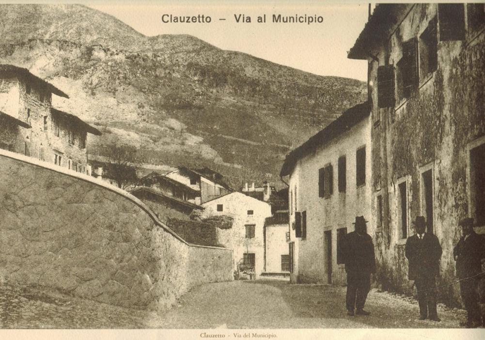 Via al Municipio, ora Gio Maria Fabricio, anni '20