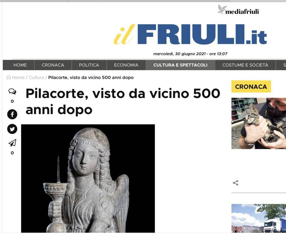 Il Friuli , 29 giugno 2021