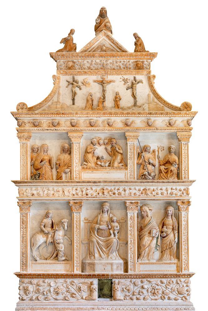 """Avvio del progetto """"sotto l'ala del leone di San Marco: Pilacorte scultore lombardo in Friuli"""""""