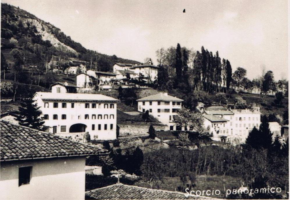 Veduta panoramica, anni '60