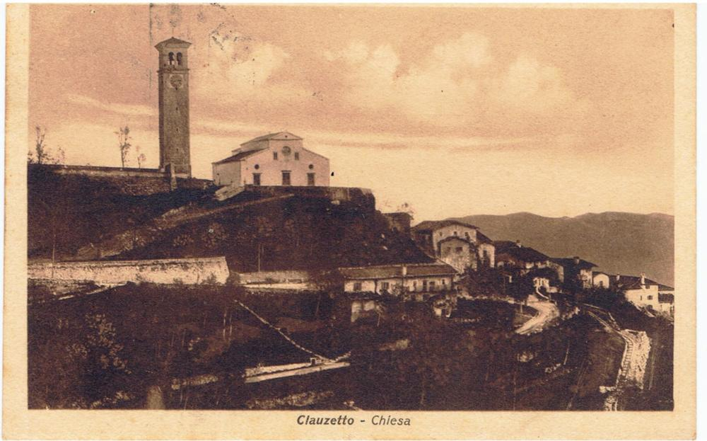 Chiesa, anni '40