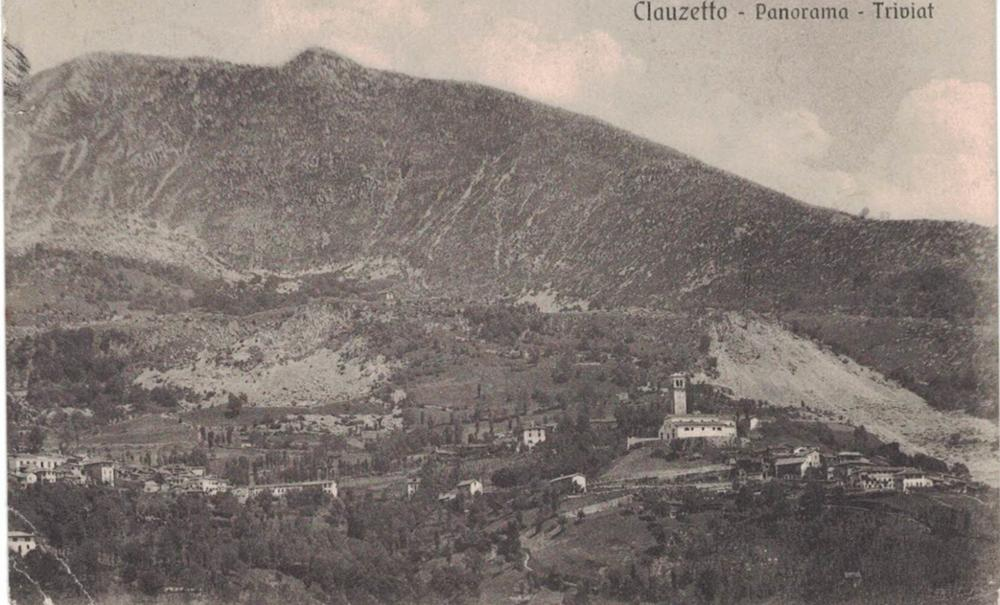 Panorama con Triviat, anni '20