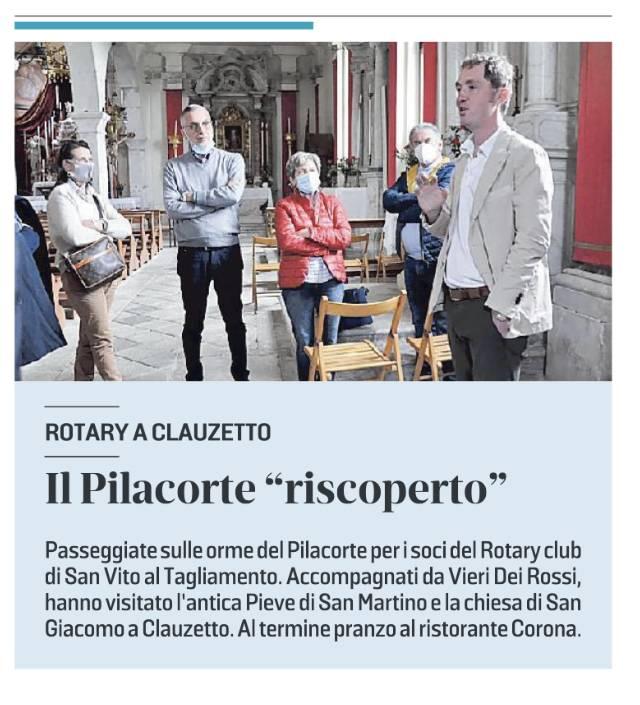 Il Messaggero Veneto 6 giugno 2021, p. 46