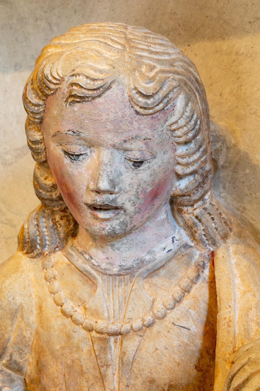 Il volto di San Martino