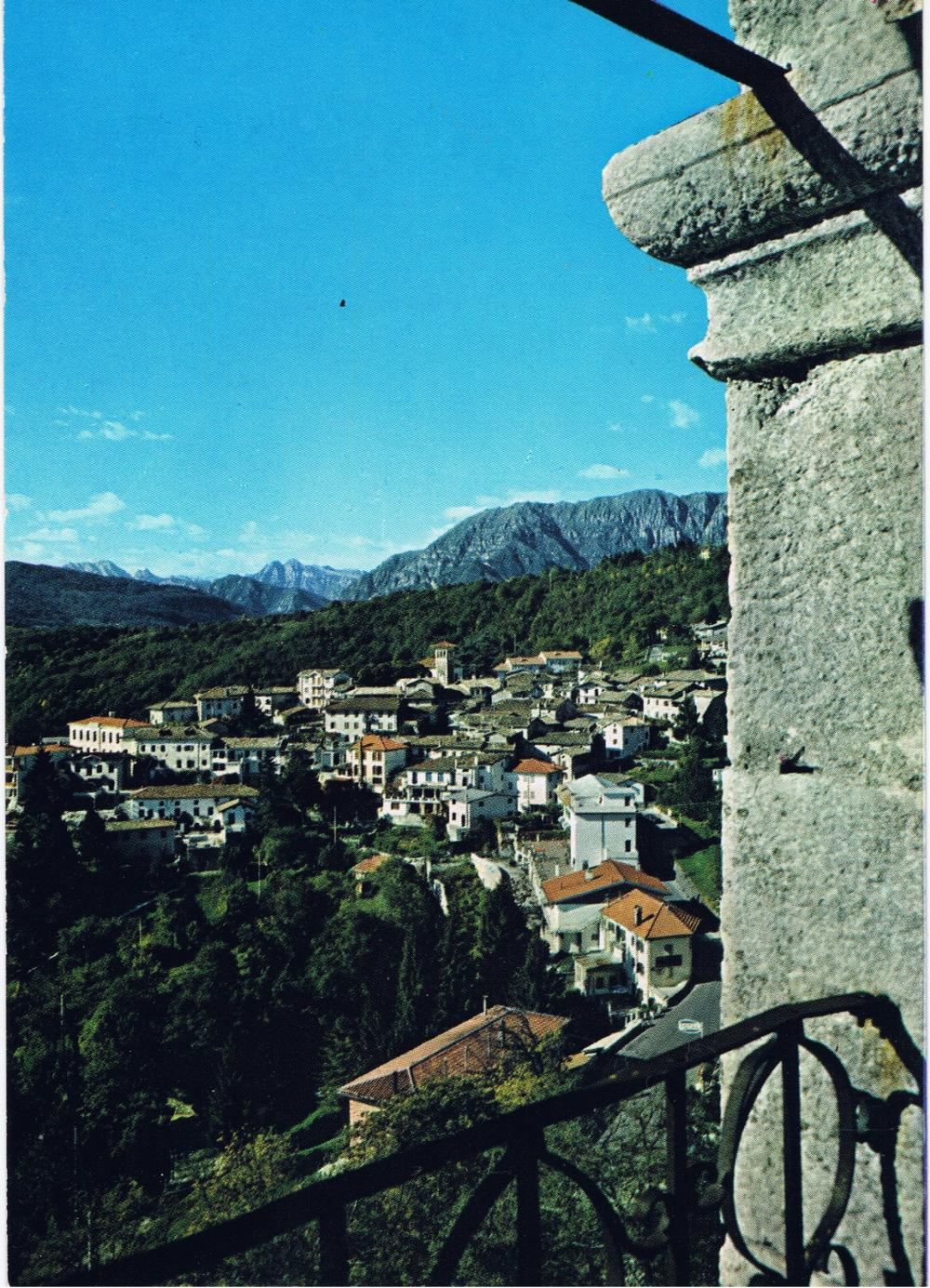 Veduta dal campanile, anni '70