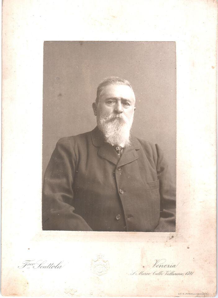 Cav. Luigi Baschiera