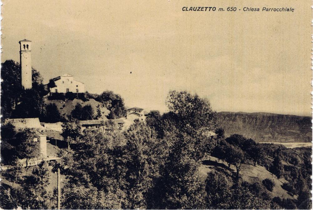 Chiesa parrocchiale, anni '60