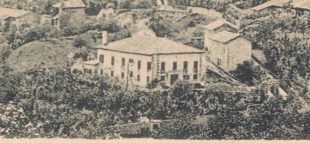 Palazzo dei Conti Concina in Triviat