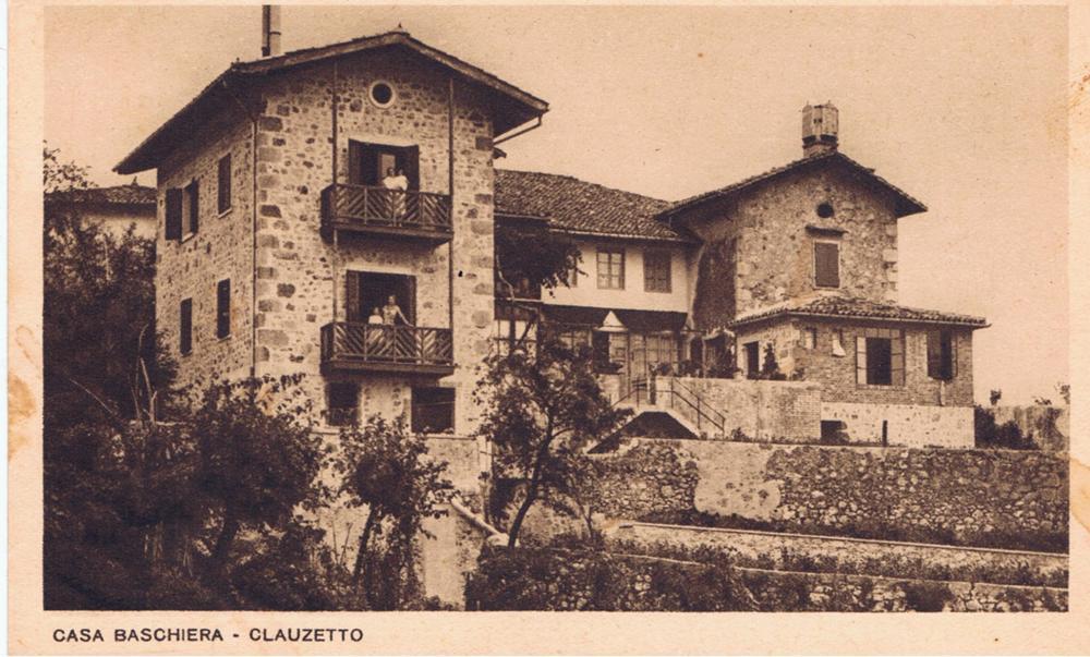 Casa Baschiera, Dominisia anni '30