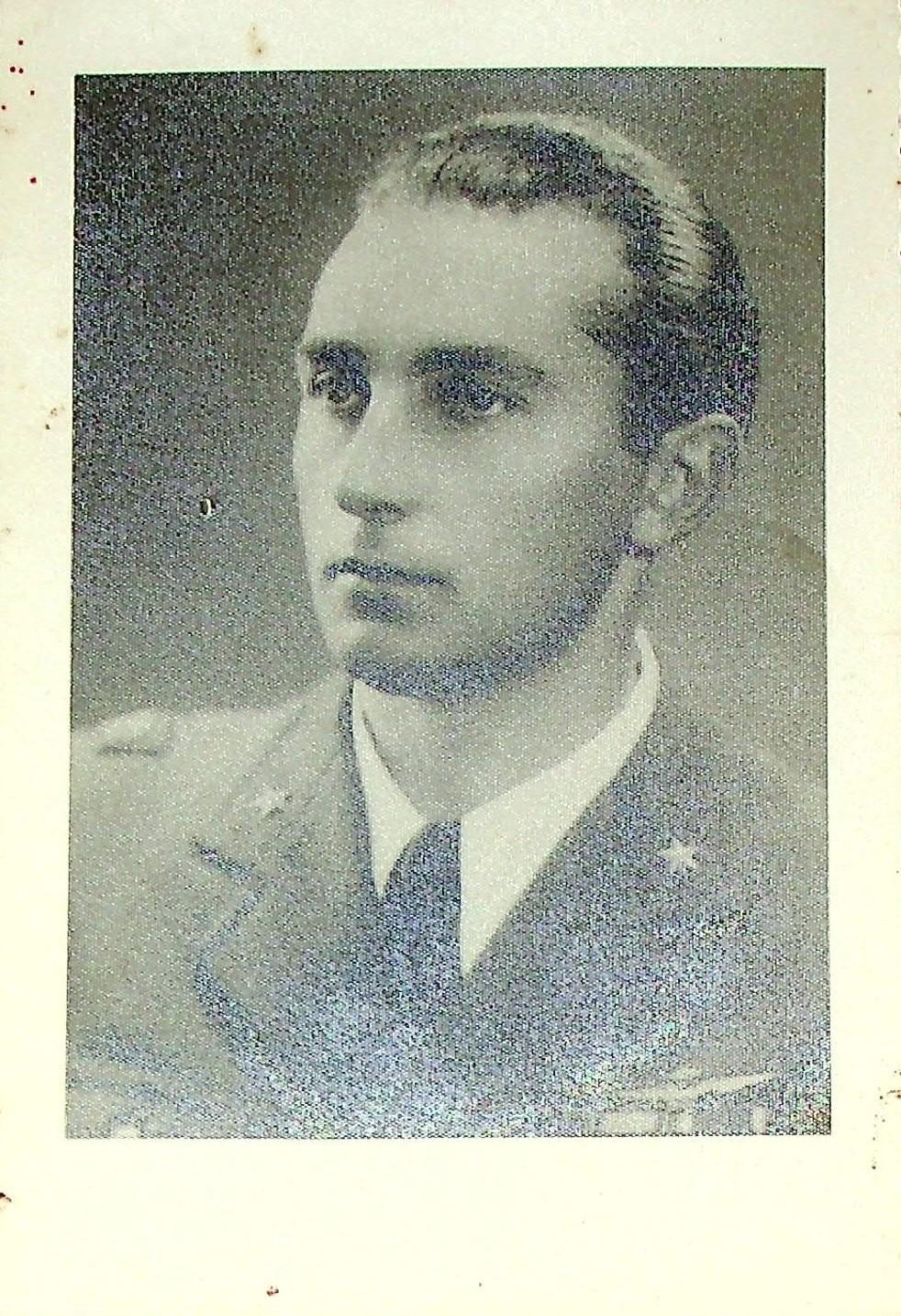 Foto ricordo del pilota Ugo Zannier