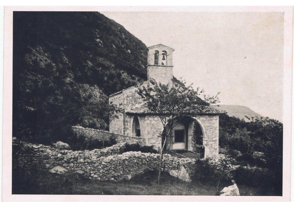 Pieve di San Martino, anni '50