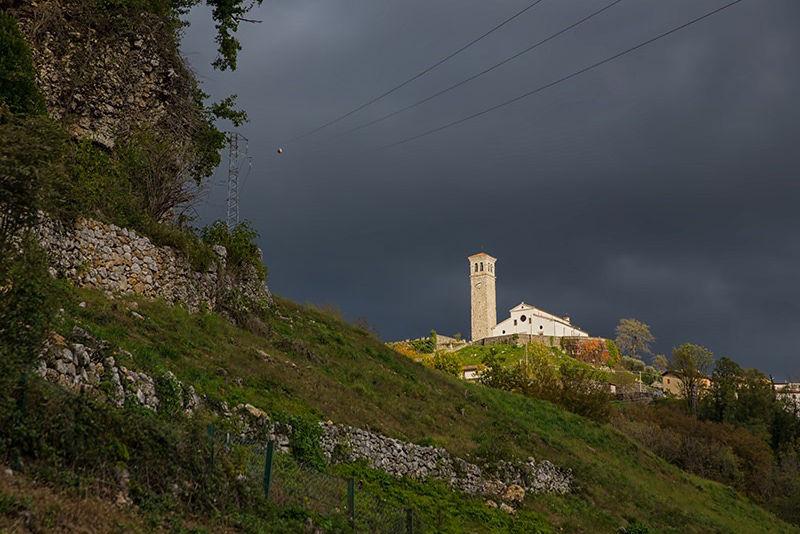 Chiesa di Clauzetto