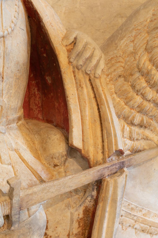 San Martino, dettaglio