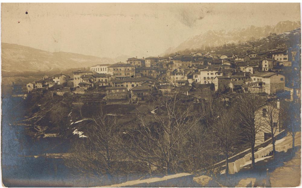 Panorama della Villa, anni '10