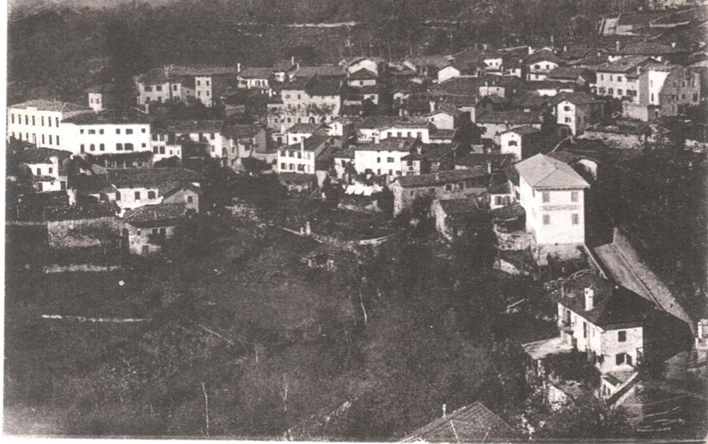 panorama dal campanile, anni '20