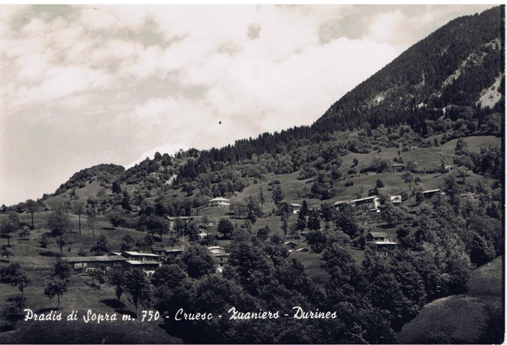 Cruesc Zuaniers Durines, anni '60