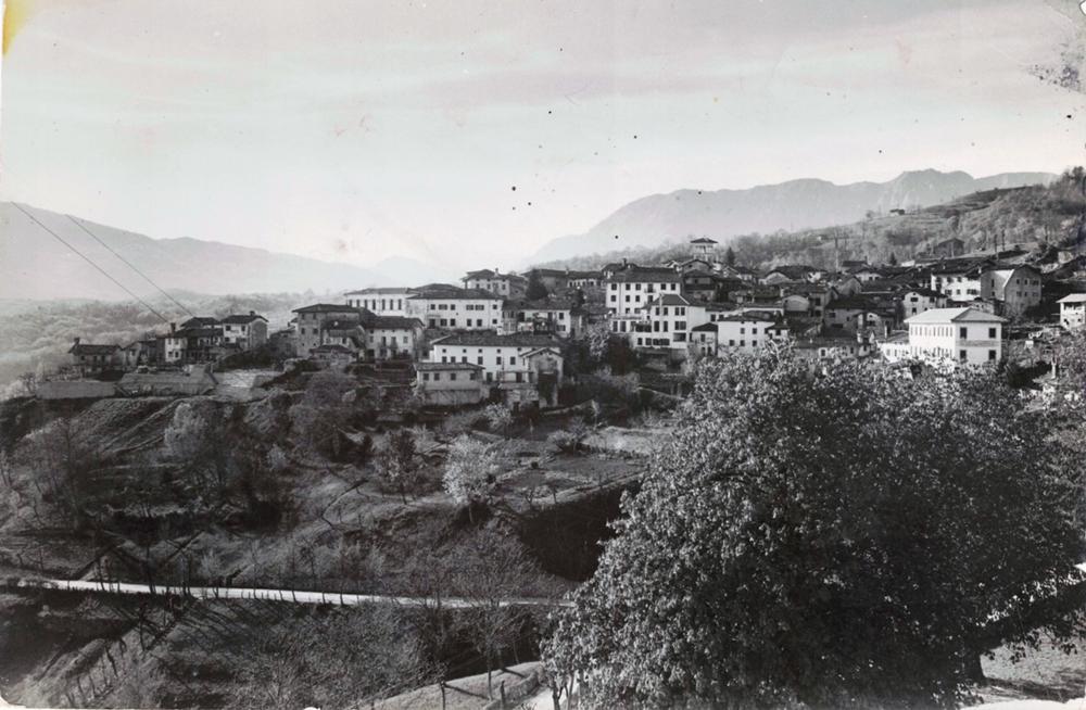 La Villa, anni '50