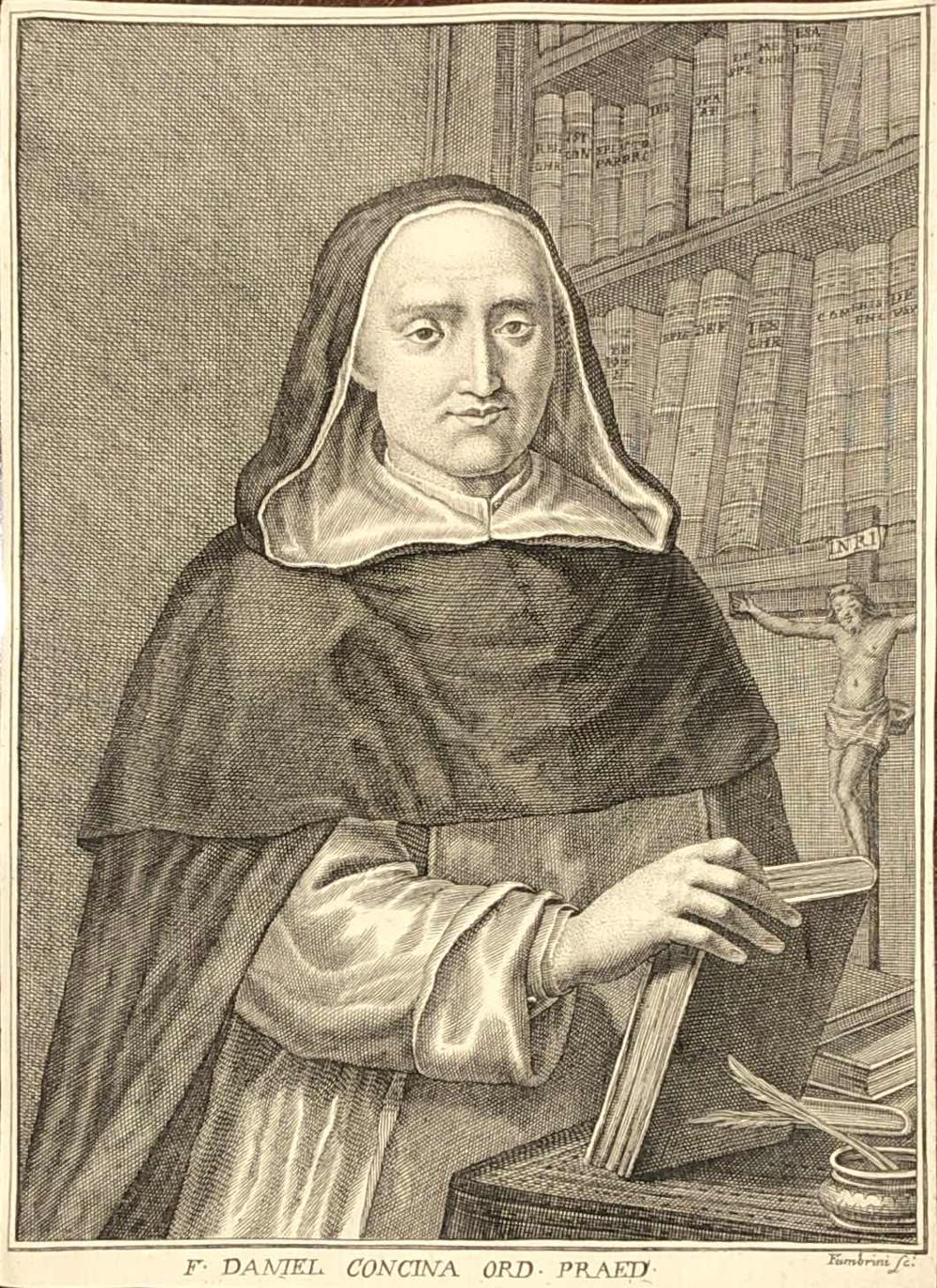 Daniele Concina, teologo domenicano e letterato