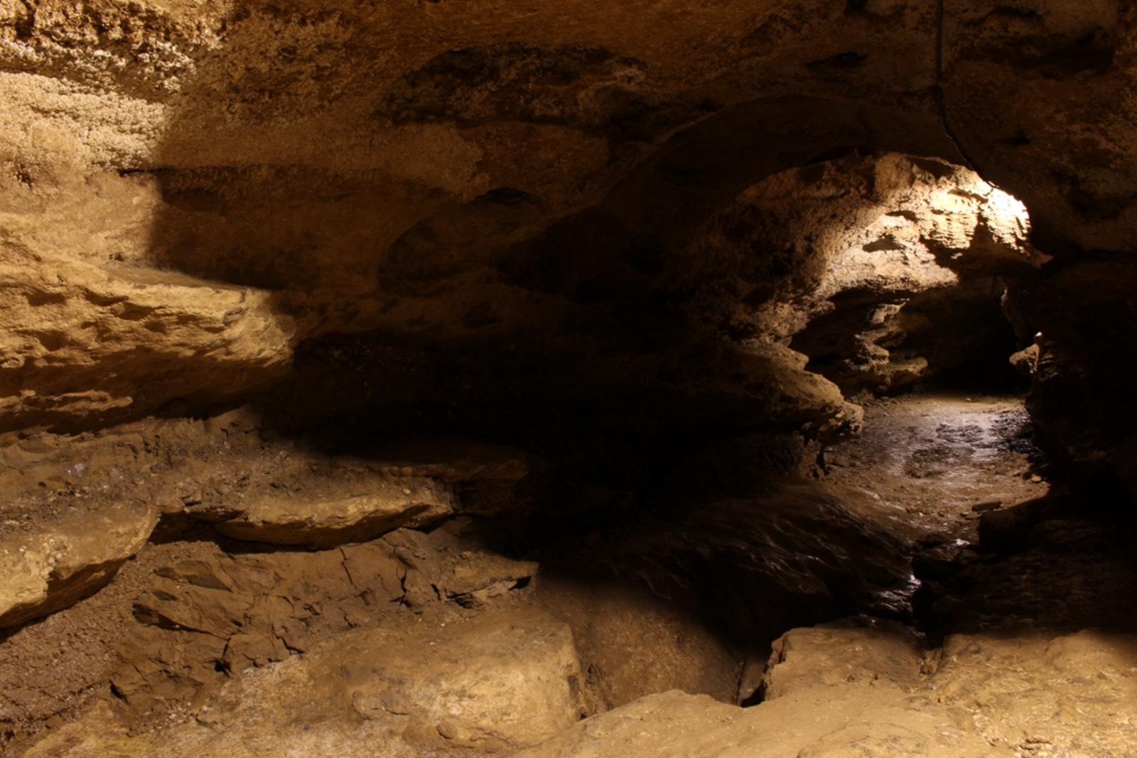 Grotta a Pradis