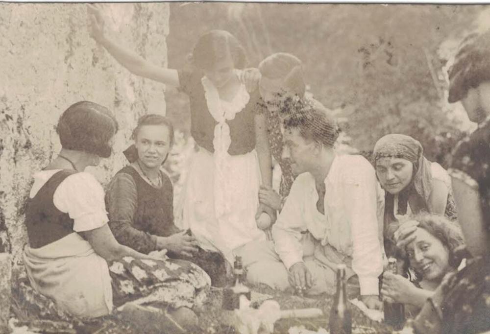 Pique-nique, anni '20