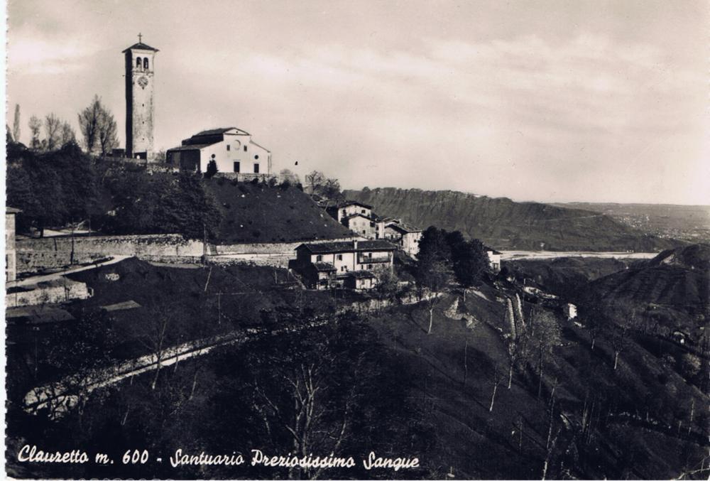 Santuario del Preziosissimo Sangue, anni '50