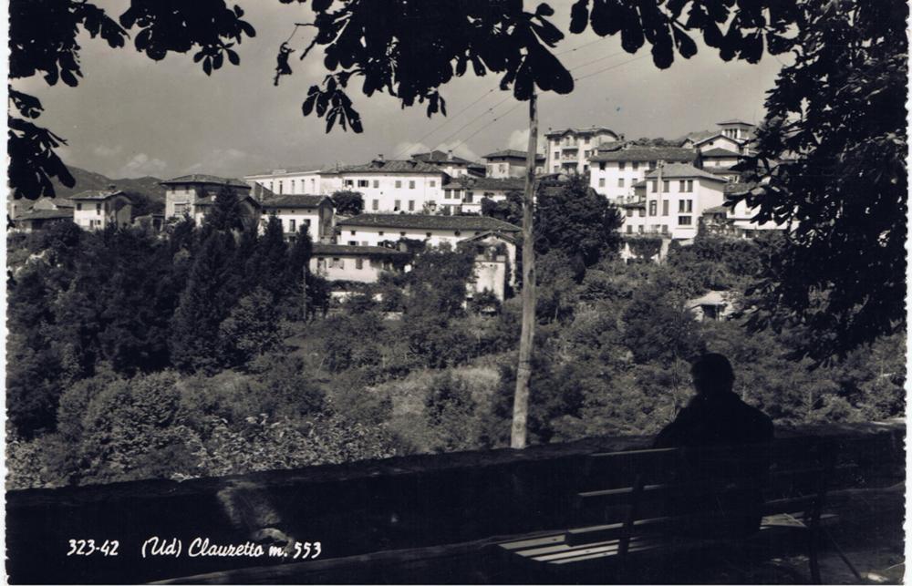 Clauzetto, anni '60