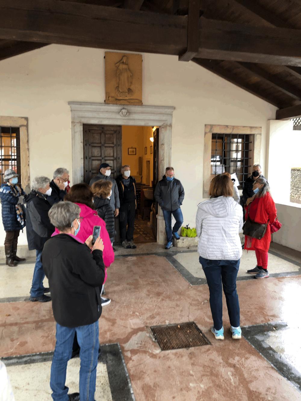 Itinerario culturale a Sequals in occasione del Convegno della Deputazione di storia patria del Friuli