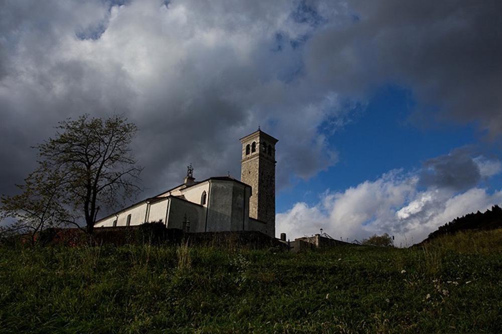 Abside Chiesa di S. Giacomo